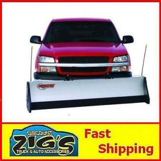 HD 7 Snow Plow for 1992 2011 Ford Ranger / Mazda B Series Pickup
