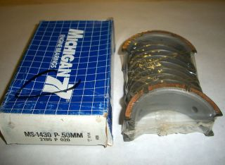 CHRYSLER DODGE MITSUBISHI DIESEL MAIN BEARINGS