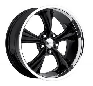 CPP Boss Motorsports style 338 wheels rims, 17x8, 5x4.75, +2mm