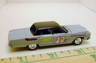 JL 67 PLYMOUTH FURY II DEMOLITION DERBY CAR HARD TO FIND ITEM