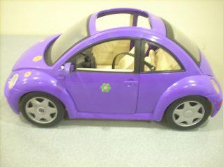 purple barbie volkswagen rabbit beetle convertible car Car Pictures