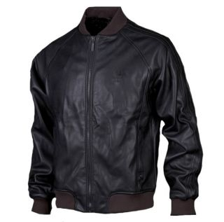 adidas leather jacket in Mens Clothing