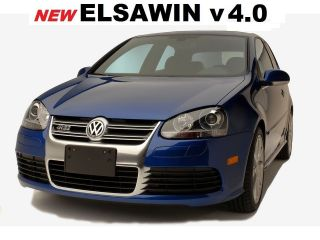 Volkswagen VW Workshop Repair Service Manual ElsaWin v4.0 2012