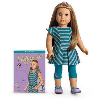 American Girl Dolls in American Girl