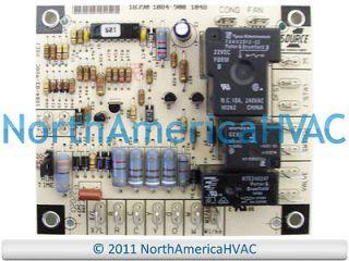 OEM York Luxaire Coleman Heat Pump Defrost Control Circuit Board S1