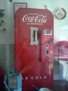 coke machine in Collectibles