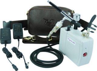 Luminess Air Brush Cosmetics Kit AIRBRUSH COMPRESSOR BC 50
