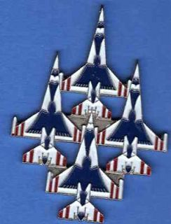 United States Air Force   THUNDERBIRDS   Souvenir Pin