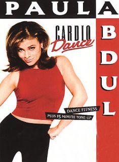Paula Abdul   Cardio Dance DVD, 2000