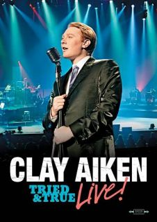 Clay Aiken Tried True DVD, 2010