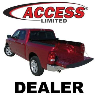 STEPSIDE Ford Access Limited Tonneau Truck Bed Cover (Fits F 150)