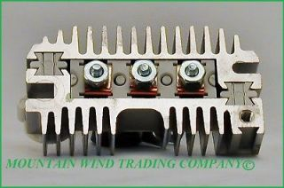 rectifier for delco 10si 12si alternator build a pma permanent magnet