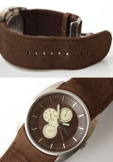 New!! Nixon the Esquire CS Brown Watch in Box