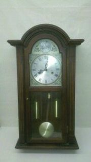 Newly listed Waltham Tempus Fugit 31 Day Chime Wall Clock GREAT DEAL