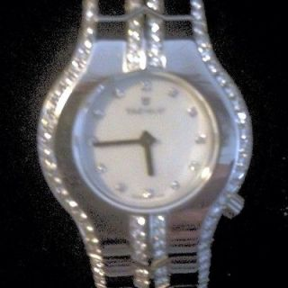 Tag Heuer River Of Diamonds Womens Watch. Only 10 In The U.S