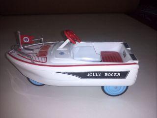Car Classic   Murray Boat Jolly Roger   QHG9005   Pedal Car Boat