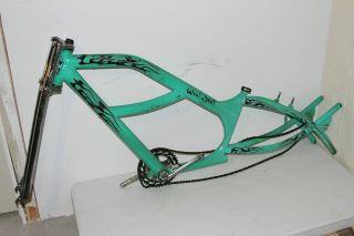 Choppers Bicycle bike Frame, Forks, Crank, chain schwinn Stingray 24
