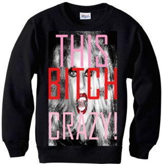 VINTAGE CLOTHING LADY GAGA SWEATER SWEATSHIRT XMAS CHRISTMAS fame