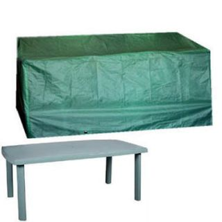 Seater Rectangular Patio Table Cover 67L×37W×28H p55b7