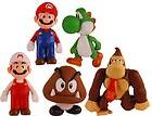 Super Mario Bros 2 Figure Collector 6 Pack Series 2