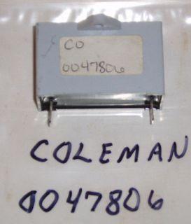 Coleman   Powermate Generator Compacitor 7.5UF pt# 0047806 *NEW* OD