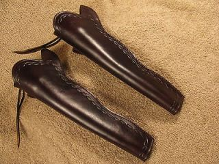 Matching western holsters for 1858 Remington pistols with 8 barrels