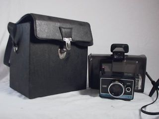 Vintage POLAROID ColorPack II Land Camera With Case
