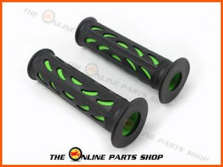 High Quality Black & Green Hand Grips Fits: Beta RR Enduro 50 Racing