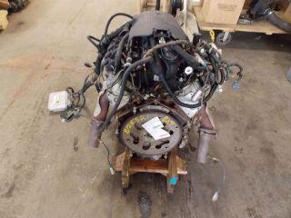 LITER VORTEC ENGINE MOTOR CHEVY DROPOUT LM7 SILVERADO 132K