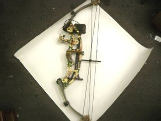 HOYT ALPHATECH CARBONITE COMPOUND BOW RIGHT HANDED