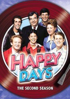 HAPPY DAYS~~~TV COMPLETE SEASON 2~~~4 DVD BOX SET~~~NEW