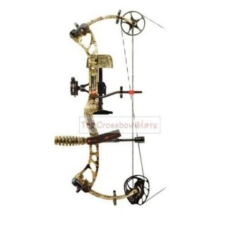 PSE ARCHERY NEW 2011 BOW MADNESS XS READY TO SHOOT 45 60LB PACKAGE