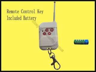 Home Control System Remote Control
