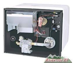 Atwood RV Water Heater Gas Electric with Heat Exchanger GCH6A 10E