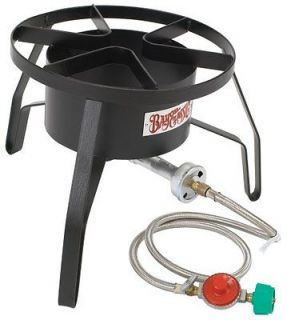 NEW Bayou Classic Quality Frame High Pressure Outdoor Gas Cooker Fryer