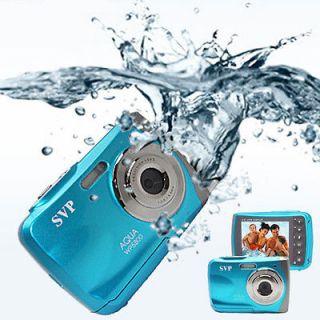 SVP Underwater 18MP Max. Digital Camera + Camcorder *WaterProof