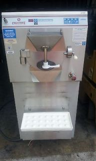 LB502 Batch Freezer Ice Cream Machine Gelato Italian Ice Maker