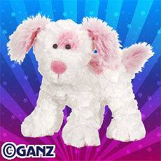 WEBKINZ CREAM SODA PUP hard to find New with Tag Free Ship Ships