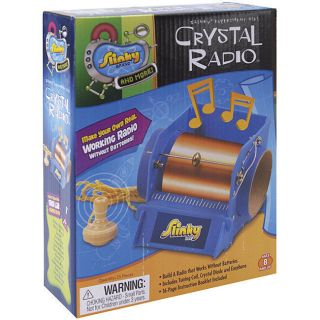 Crystal Radio Kit   Crystal Radio Kit