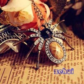 spider necklace in Necklaces & Pendants