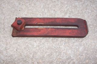 GRAVELY WALK BEHIND TRACTOR ROTARY TILLER CULTIVATOR PLOW AXLE HOLDER