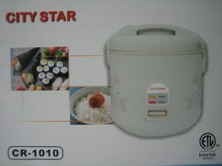 Newly listed **NEW IN BOX** City Star Rice Cooker/Warmer (10 cups)