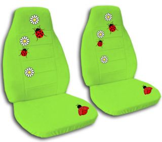 ladybug car seat covers in Seat Covers