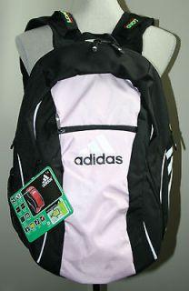 TEAM BACKPACK New PINK & BLACK Pack Bag XL Soccer NWT # 5134830