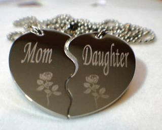 mother daughter necklace in Fashion Jewelry