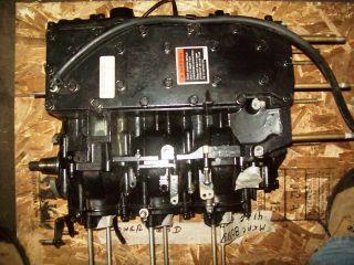 Powerhead Engine Motor block 65, 75 & 90 hp 3 cylinder 2 stroke