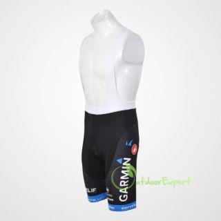 2012 Team Bicycle Bike Cycling Outdoor Sports Bib Shorts Cushion Wear