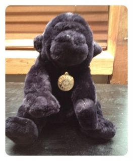 Dan Dee Collectors Choice Black Gorilla Stuffed Plush Animal, Monkey