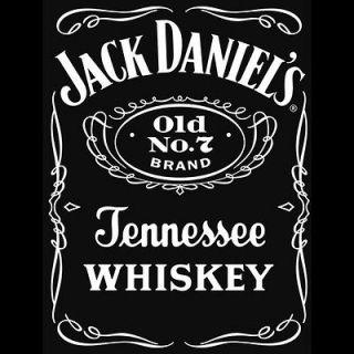 Mens Adult Jack Daniels T Shirt S,M,L,XL Rock Party Vintage Liquor