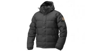 FJALL RAVEN FJALLRAVEN WARM COAT Övik Jacket dark grey